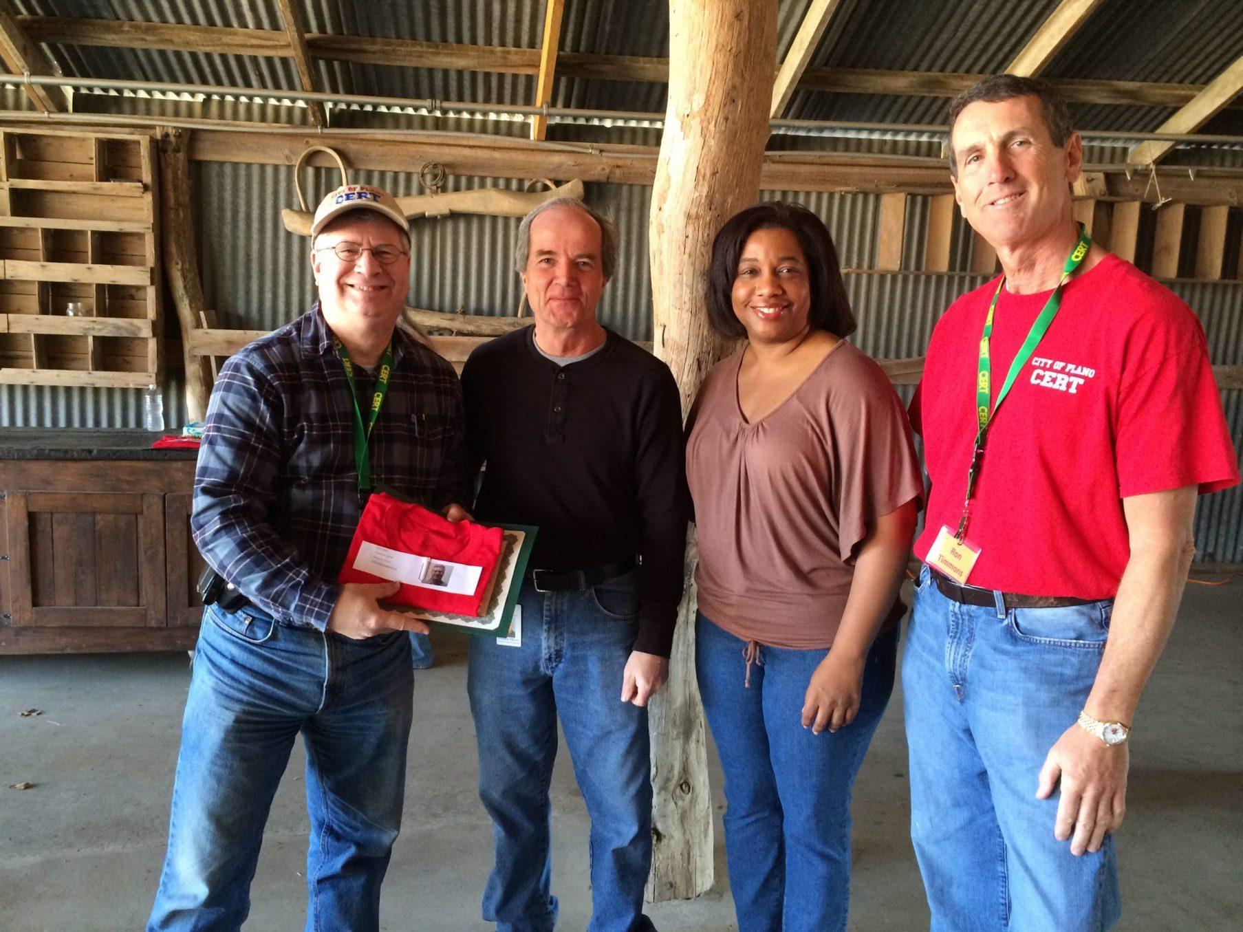Steve Award at Heritage Farmstead (1)