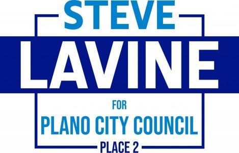 Steve Lavine for Plano City Council Place 2